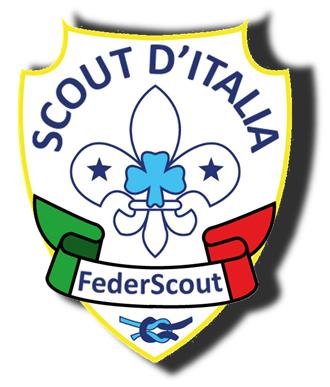 Il distintivo dello Scout d'Italia Federale.Il distintivo dello ScouIl distintivo dello Scout d'Italia Federale.t d'Italia Federale.